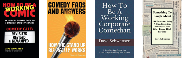 Visit Dave's author page at Amazon.com